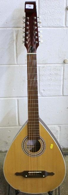 Trembita K-58 12 string Kobza