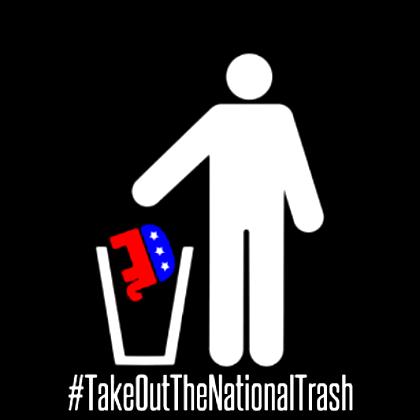 Golden Showers #trumpPressBriefing #UrineTroubleTrump Your evening reminder. Only 82 days until we ... #TakeOutTheNationalTrash