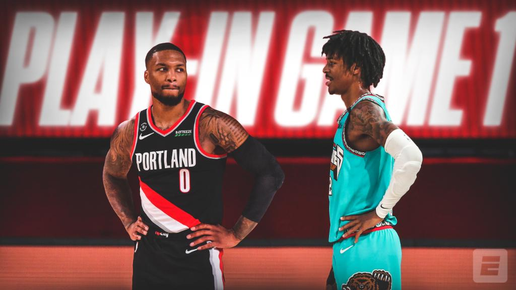 Blazers vs. Grizzlies  The Western Conference Play-In is set 🔥 https://t.co/7y7sfdcyby
