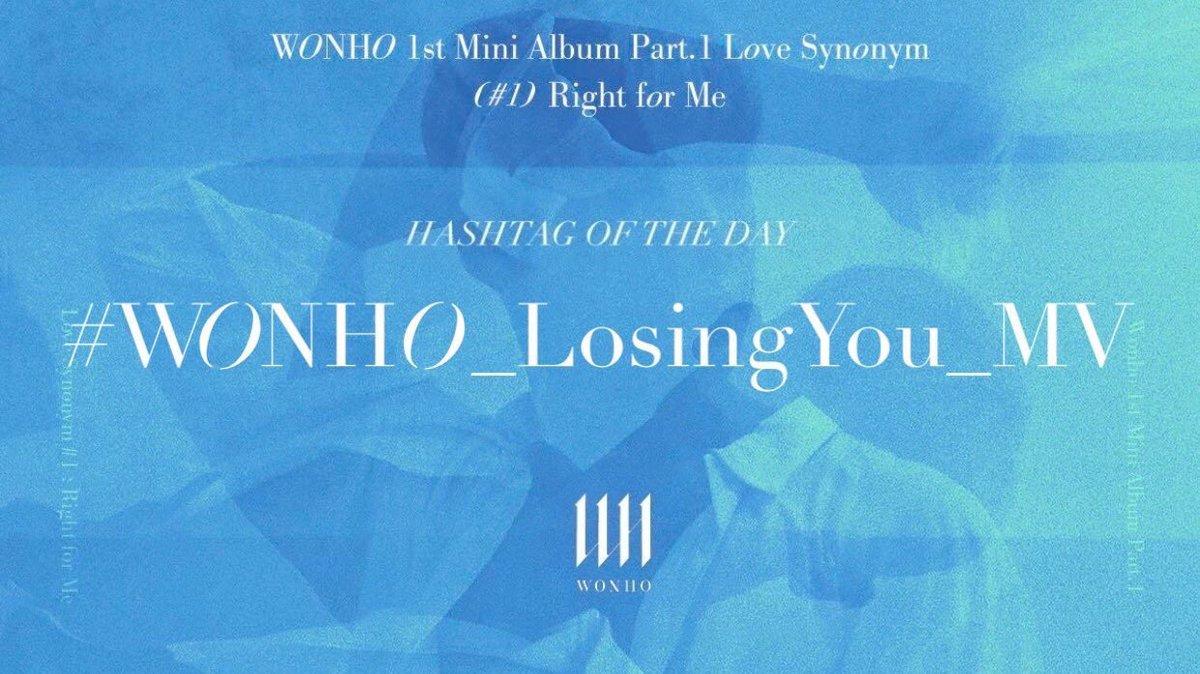 #WONHO_LosingYou_MV