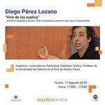 Image for the Tweet beginning: La carrera de Diseño Gráfico