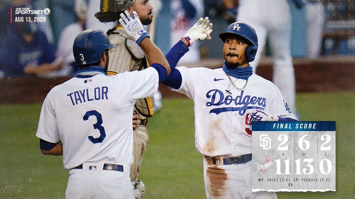 @SportsNetLA's photo on #Dodgers