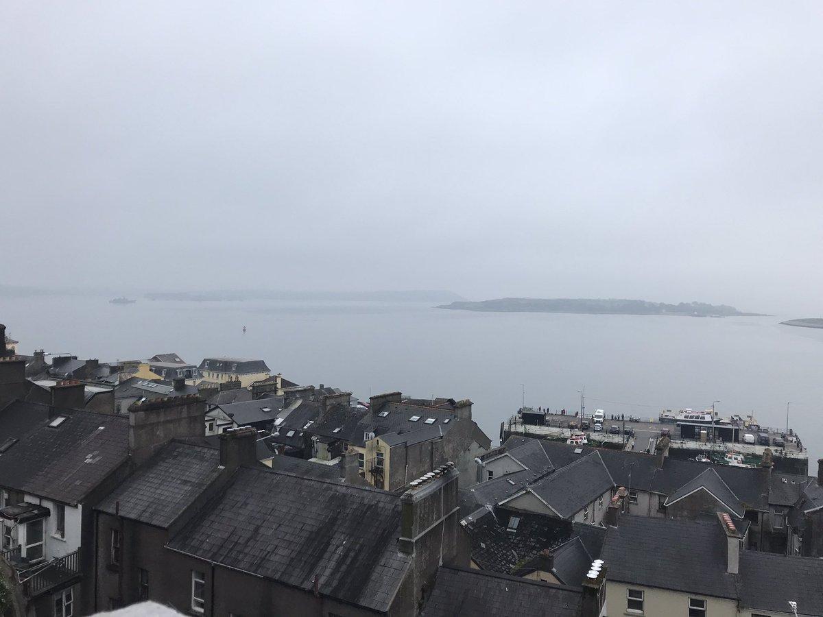 Friday morning in Cobh! https://t.co/PjbsDSLrLd