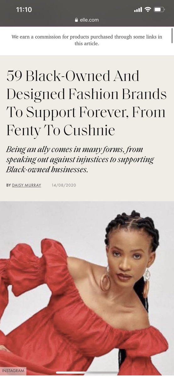 Featured on Elle online 🥺💛 elle.com/uk/fashion/g32…