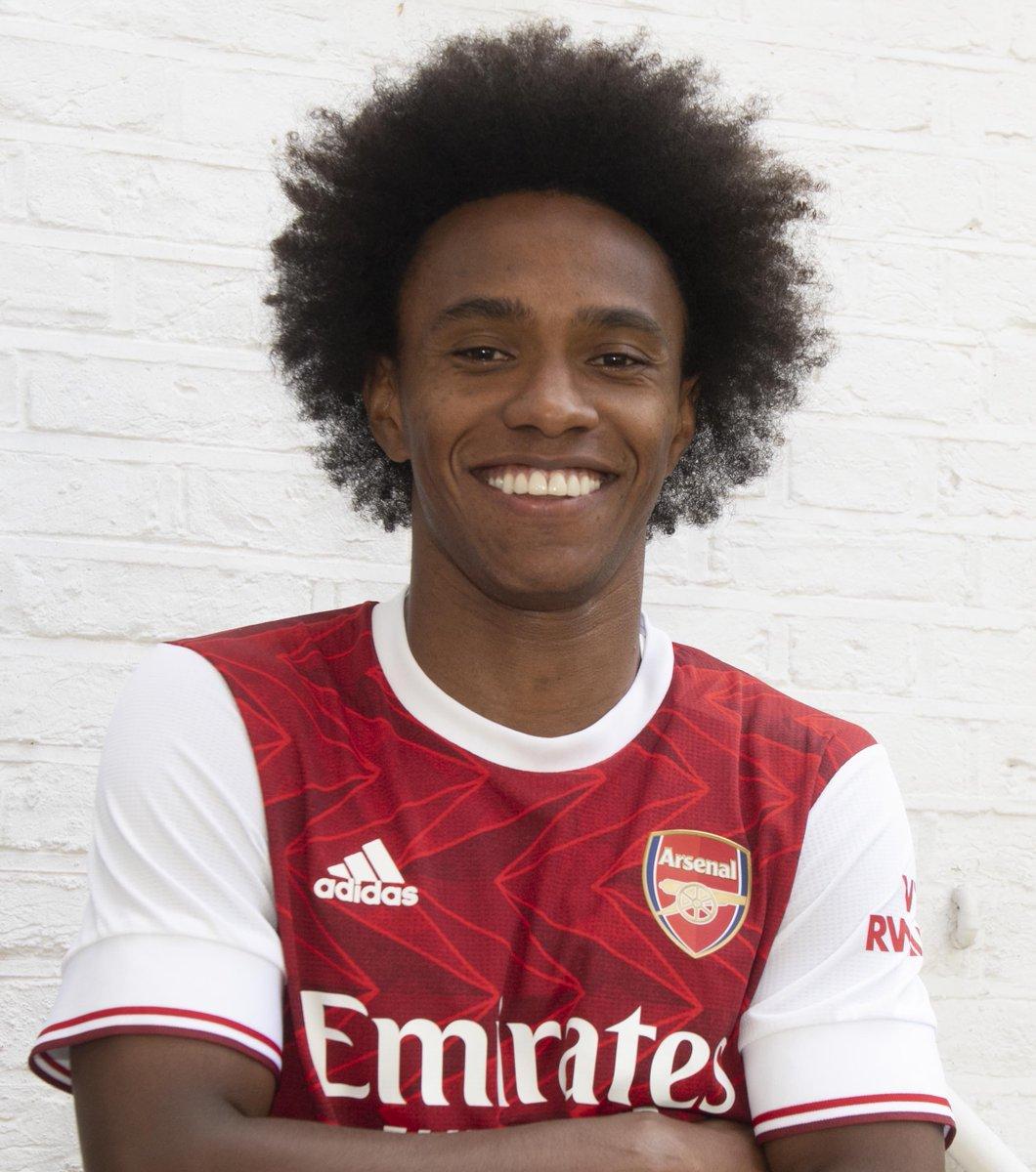 @Arsenal's photo on Willian