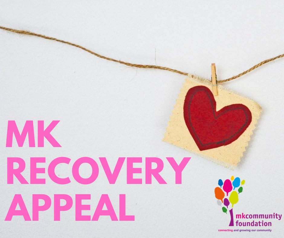 We have launched our Recovery Appeal as it is now essential that we provide sustainable funding to support voluntary, community and cultural sector organisations to recover from the impact of the Coronavirus pandemic. Donate now to show your support: https://t.co/MnJiRysdQj https://t.co/FkRuZyF4Hz