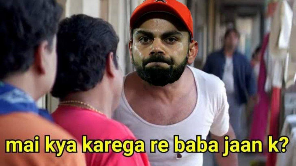 Media :- Saif and Kareena going to have second child. Meanwhile Virat Kohli :-