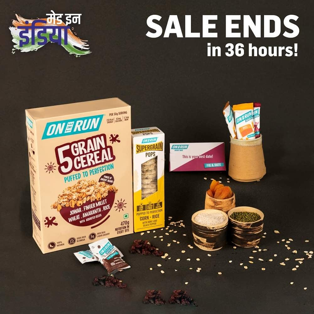 Get 15% off!  Have you ordered yet? Order now on https://t.co/6wL5cGFFkM and get free from unhealthy snacking. 🇮🇳  #MadeInIndia #VocalForLocal #SupportLocalBusinesses https://t.co/rGanwatDcl