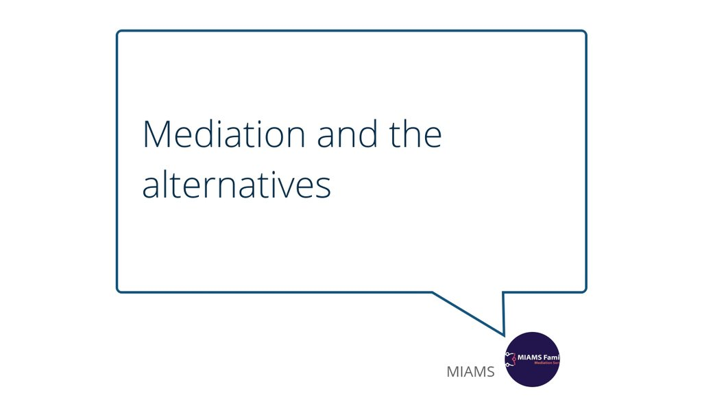 The mediator does not take sides in these meetings.  Read the full article: Mediation and the alternatives ▸ https://t.co/beX1S3Ms1O  #familylaw #alternatives #Services #mediation #mediator #conflictresolution #coparenting #separation #divorcemediation #divorce https://t.co/AGNCTKC8yG