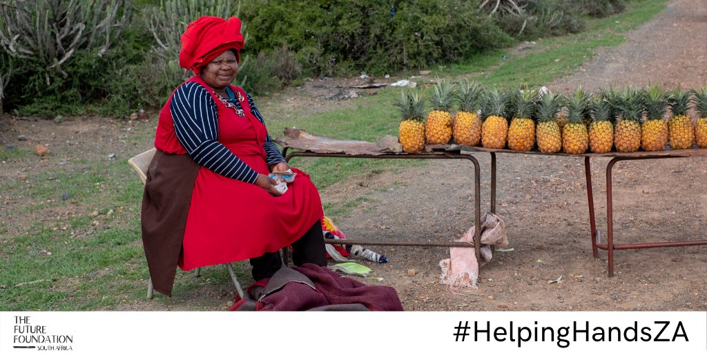 End your week by nominating a lady in your community that need a helping hand. We are donating R5000 in shopping vouchers to women who need it most. For more information visit our website ➡️ buff.ly/2Zz1Bmr | #HelpingHandsZA #StrongTogether #FridayFeeling
