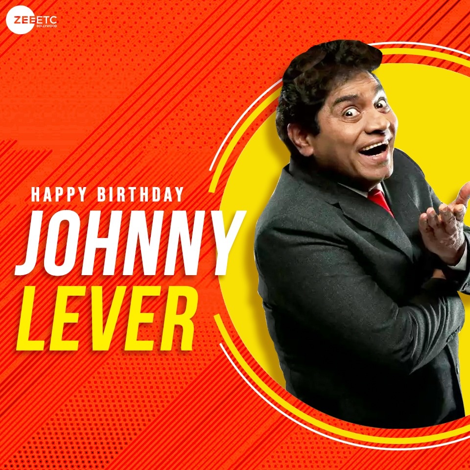 Wishing Bollywood ke one of the greatest comedian, Johnny Lever, a very Happy Birthday. #JohnnyLever #HappyBirthdayJohnnyLever https://t.co/W9DoQ4X5nQ