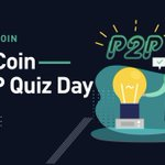 Image for the Tweet beginning: #KuCoin P2P Quiz Day: Who