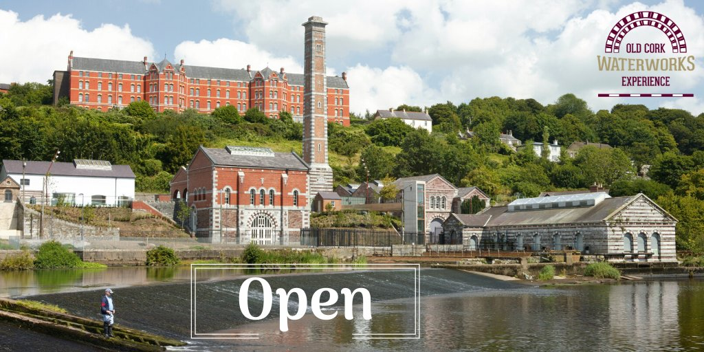 Please note there are roadworks taking place nearby but we are open as normal. We look forward to welcoming you! #PureCorkWelcomes #CorkCityCouncil https://t.co/52F2DeQ8qi