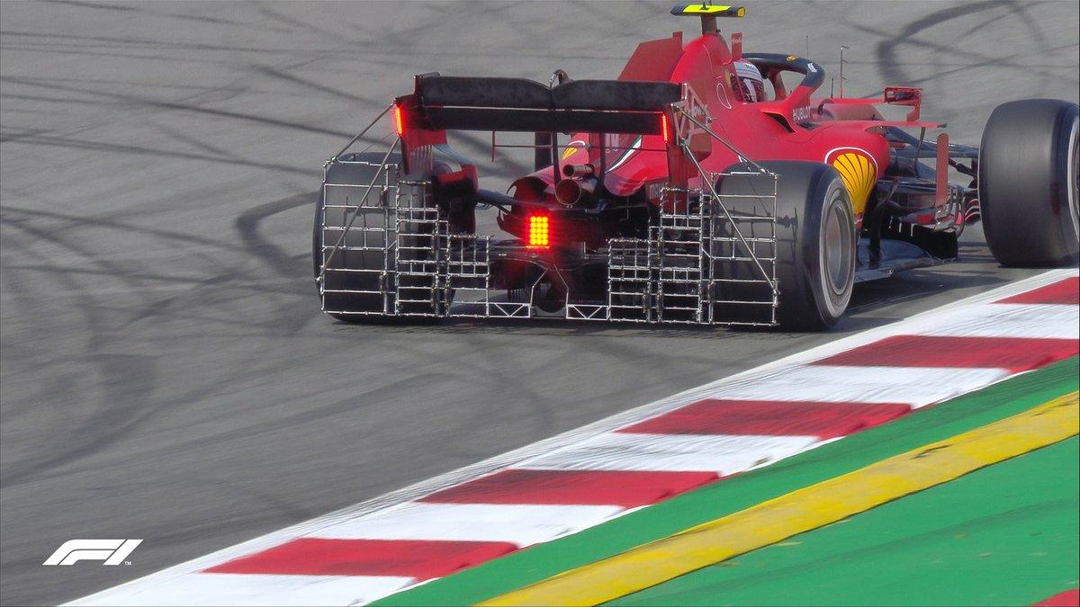 GP Spagna Sintesi FP1