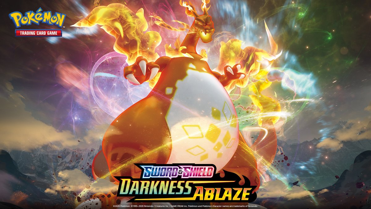 Pokeguardian Com On Twitter Download Official Darkness Ablaze Wallpapers In 1920x1080 Resolution Including Theme Deck Artwork From Pokemon At Pidgiwiki Https T Co N9vokq8kv6 Https T Co Jo7njswikf