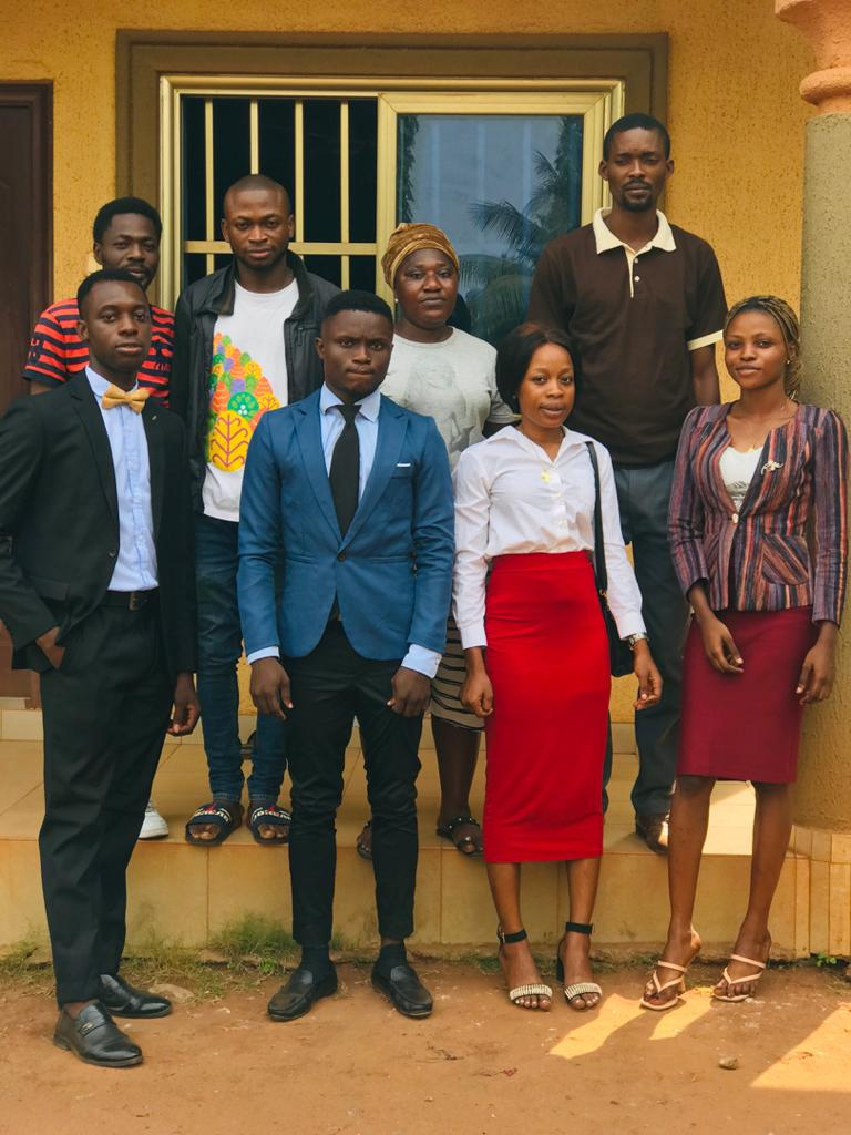 RT @princeIbk1: Project Defense done and dusted😍  Congratulations to me💃🏻💃🏻💃🏻🇧🇯 #GraceFoundTacha #Wizkidfc https://t.co/PDUst18wv2