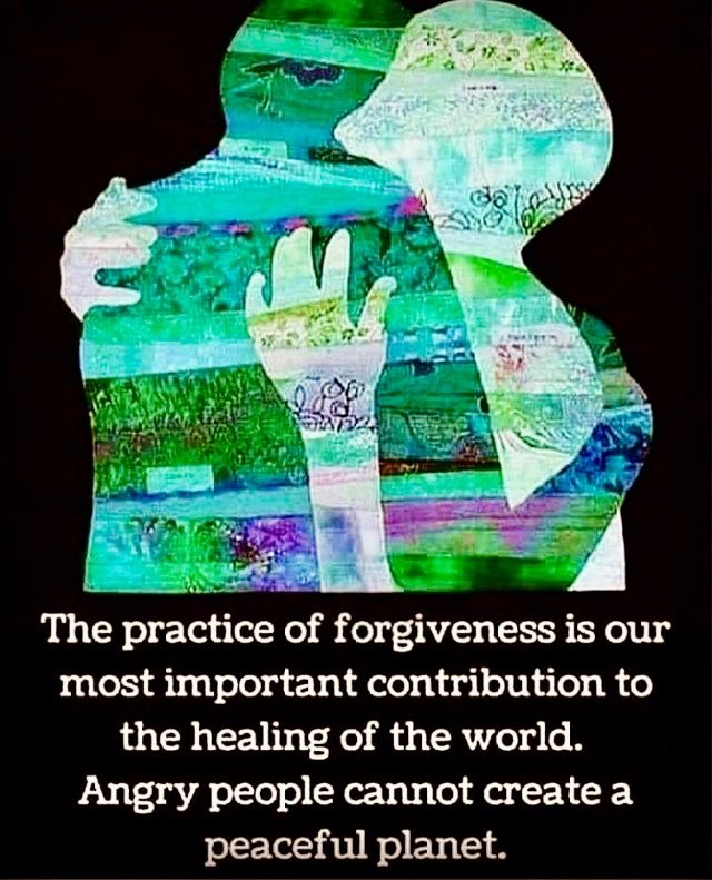 Forgive and experience healing...and gratitude! #forgiveness #Healing #gratitude #grateful