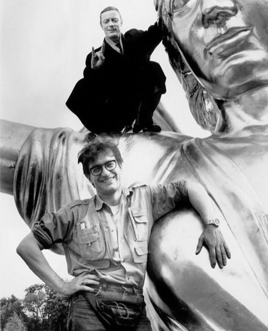 HAPPY BIRTHDAY, WIM WENDERS!!!   Also, open for a surprise!