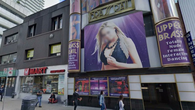 6ixbuzztv On Twitter Toronto Warns That 550 People Were Exposed To Covid 19 At Brass Rail Strip Club