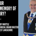 "Image for the Tweet beginning: ""My favourite memory of freemasonry"