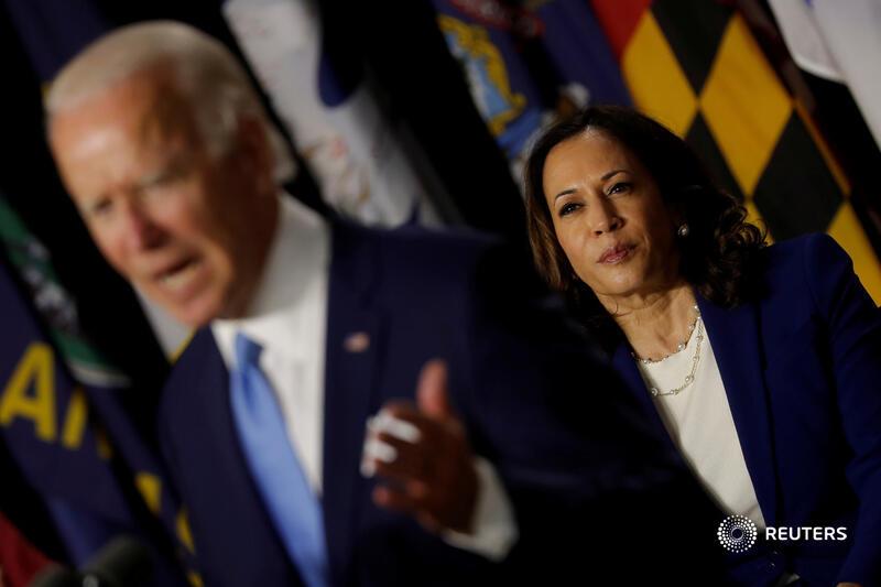 Listen to @Breakingviews Viewsroom Podcast: Joe Biden takes corporate succession cue as he chose Kamala Harris as running mate. @ginachon and @rob1cox explains https://t.co/NgMyIiAe1m https://t.co/e5DbRb4AVf
