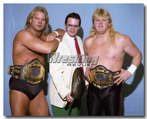 Happy Birthday Bobby Eaton member of one of the greatest tag teams in wrestling The Midnight Express@
