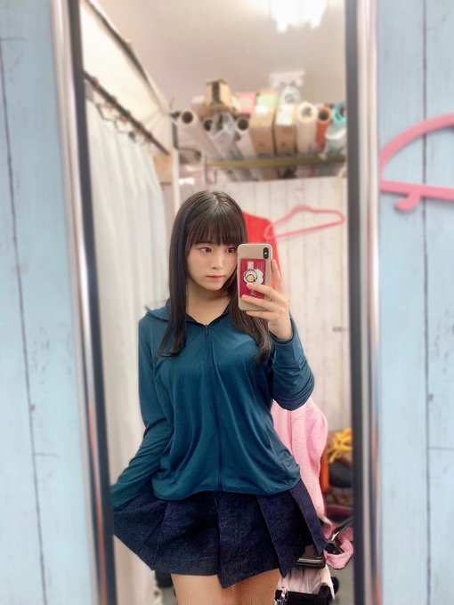グラビアアイドル東雲うみのTwitter自撮りエロ画像51