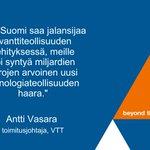 Image for the Tweet beginning: Kvanttiteknologia on yksi @ahavasara'n nimeämästä