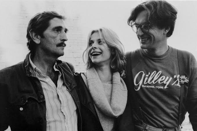 Happy Birthday Wim Wenders. Your films are always on my mind and forever will be
