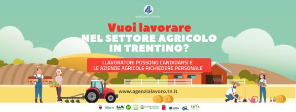 Cerchi #lavoro in agricoltura? Opportunità in #Tr...