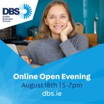 Image for the Tweet beginning: Our next Online Open Evening