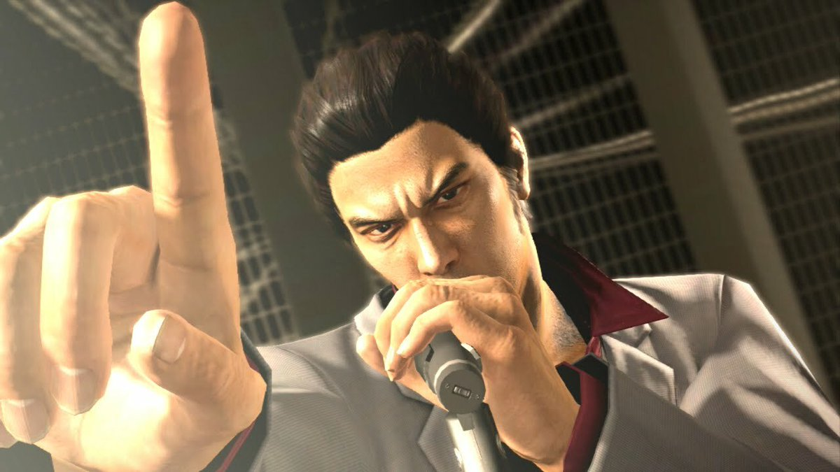 SEGAs Added Kazuma Kiryus Karaoke Songs to Spotify pushsquare.com/news/2020/08/s… #SEGA #Yakuza #Music