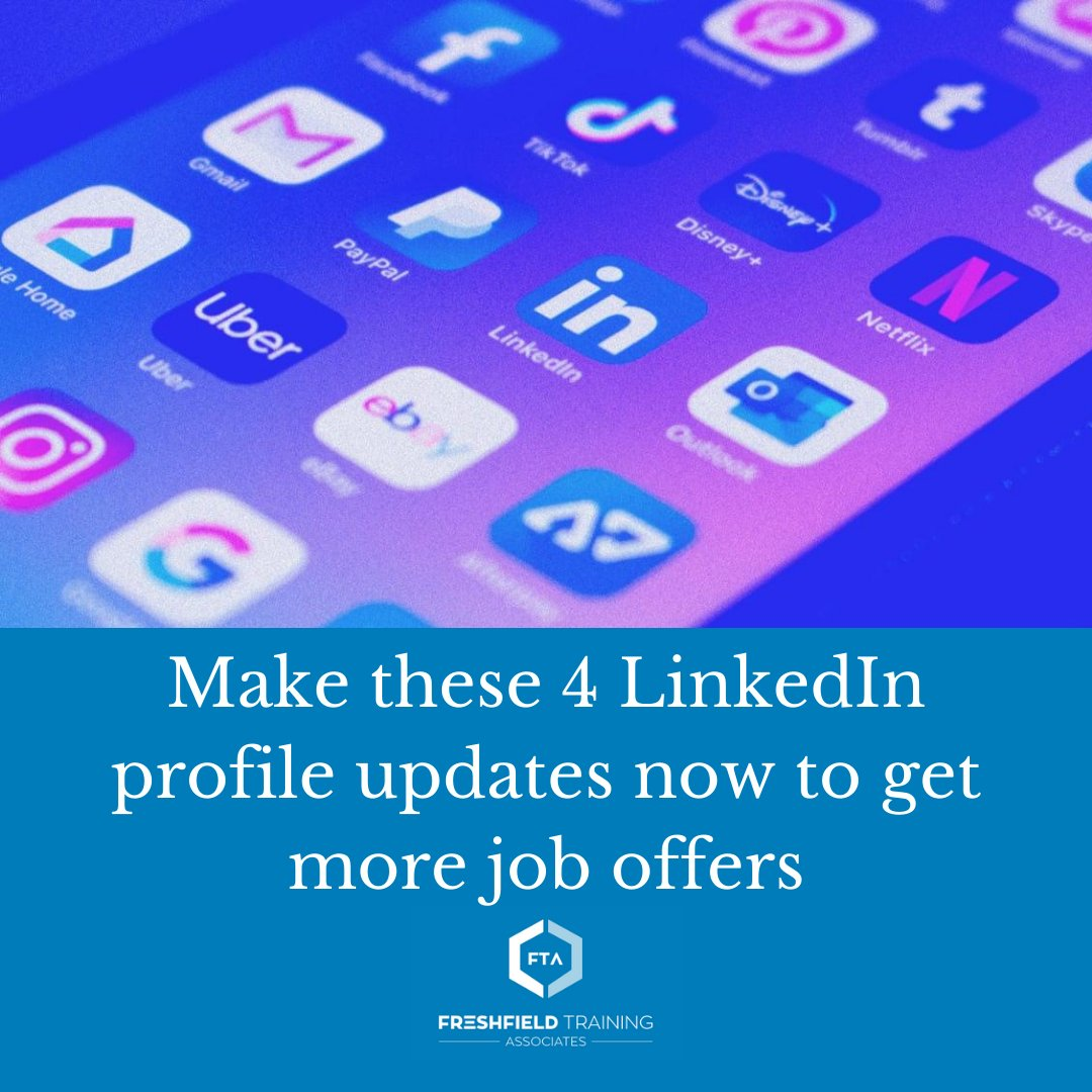 Just one of these strategies used on a LinkedIn profile made them discovered up to 27 times more in searches by recruiters.  Read more: https://t.co/a6snYxmEAO  #LinkedIn https://t.co/djVVL30Gxu