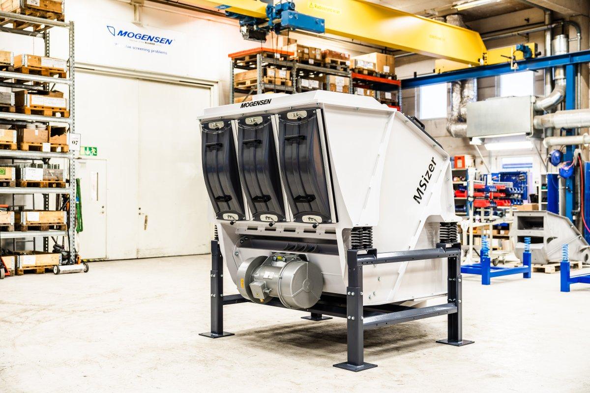 Las Cribas Mogensen son máquinas de cribado potentes y flexibles para el tratamiento de sólidos a granel en la industria de tecnología de procesos.  https://t.co/F7g5HAYMKt  #tecnologia #procesos #industriales #cribas #Mogensen https://t.co/vZdzBDlD4S