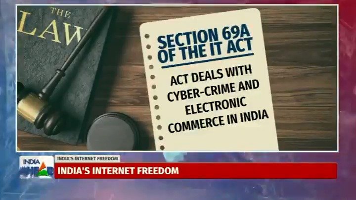 In our 2nd episode of Future of Indias Internet,@ridhimb is joined by Supreme Court Sr. Advocate Gopal Jain & ELPs Partner Sanjay Notani to discuss #InternetFreedom - Indias policies & laws as compared to other nations. Do tune in at 8:30 pm tonight. #FutureofIndiasInternet