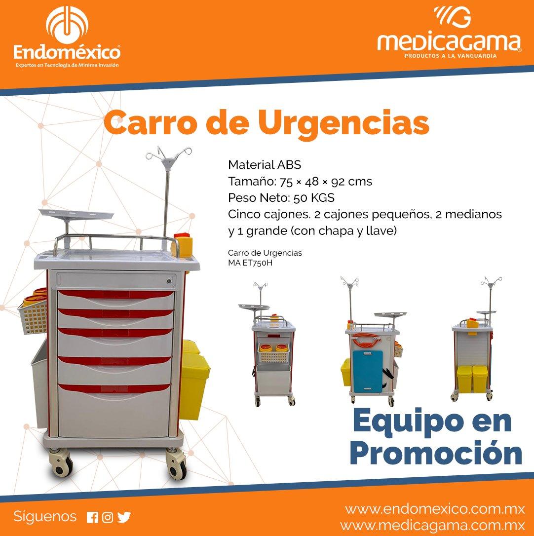 🔥 Hoy termina la promoción, tenemos 20% de DESCUENTO en CARROS DE URGENCIA 🔥  📞 LADA sin costo 01 800 823 32 32 📲 Whatsapp (+521) 22 24 55 99 75  #equipomedico #clinica #hospital #equipoquirurgico #urgencias #saladeurgencia #UCI #RCP #DEA #emergencia #sanatorio #salud https://t.co/YFfXFDGZ80