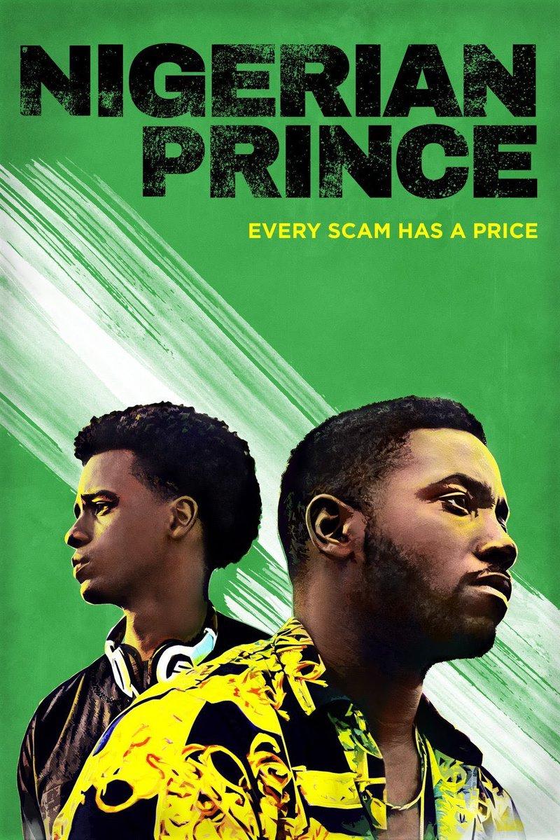 Watching #NigerianPrince