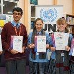 Image for the Tweet beginning: Students represent Kalgoorlie in WA
