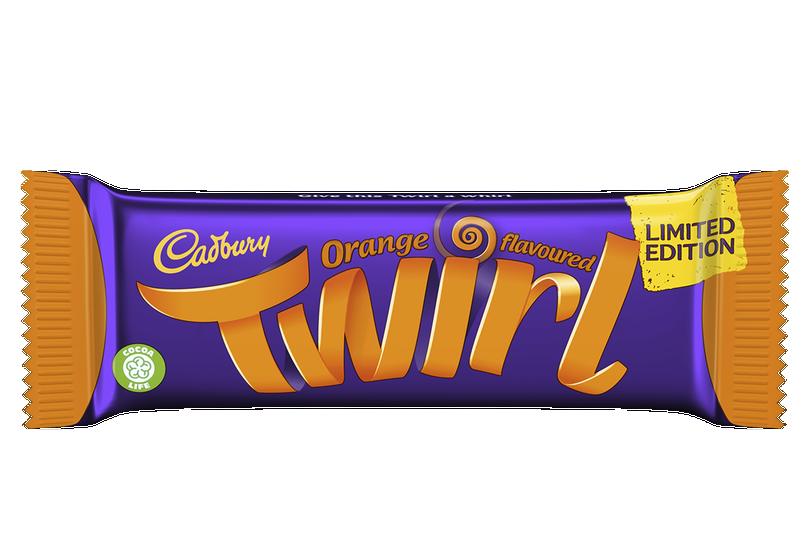 RT @MirrorMoney: Cadbury Orange Twirl is coming back - whilst stocks last https://t.co/UMY2goIy3J https://t.co/wf6dYtUvQf
