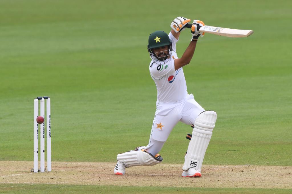 Pakistan vs England- Babar Azam