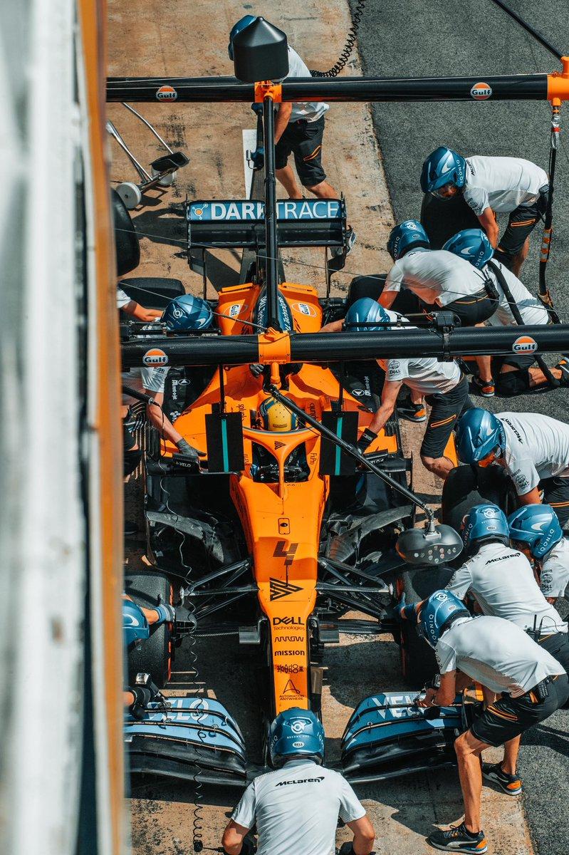 *insert wheel gun noises*  🇪🇸 #L4NDO #SpanishGP #F1 https://t.co/39bJs80Yf5