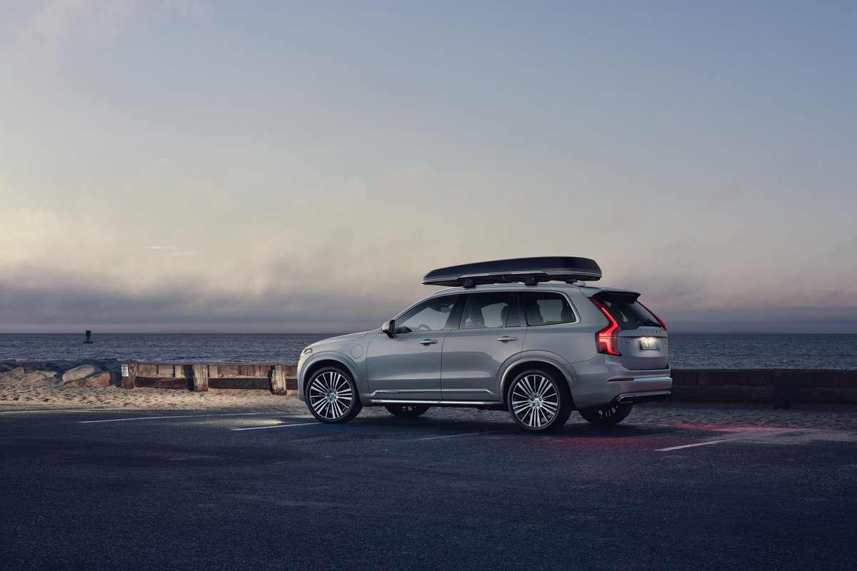 The Volvo XC90 with €1,500 purchase contribution