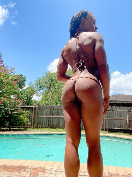 1 pic. Hot Girl Summer's  keep getting better !!!! Join https://t.co/sWvjUL3Ho0 #ebonygoddess #dominatrix