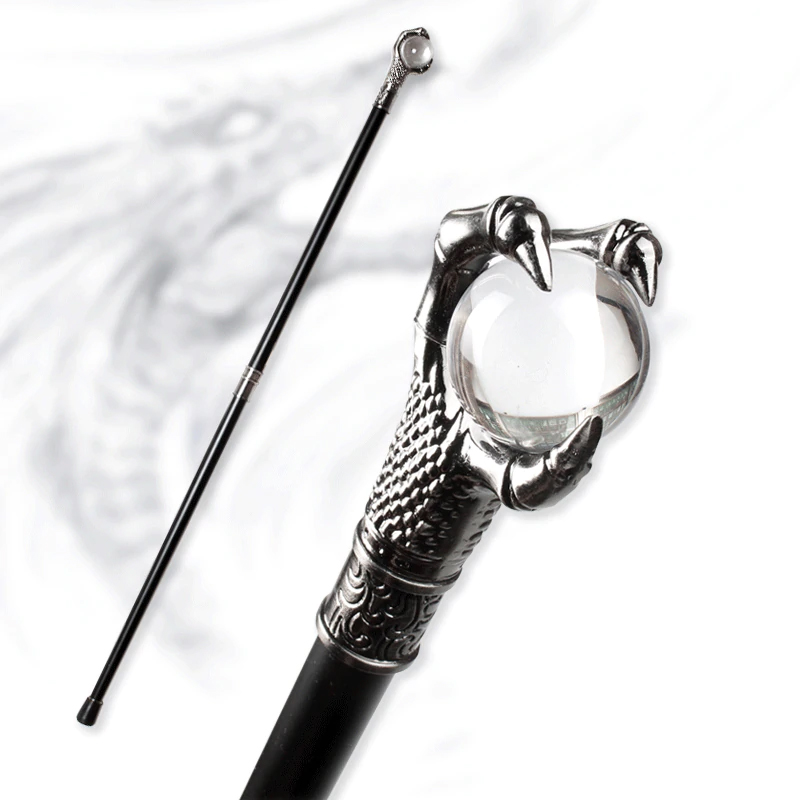 DRAGONMASTER Classic Dragon Claw Steel Fashion Cane https://t.co/l8TvI5qGQV #canes #dragons #cosplay #vampire #halloween #cosplayers #fancydress #goth #fancydressfriday #gothicfashion #halloween2020 https://t.co/MgjWwEzFEe