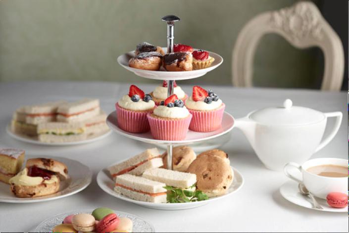 Afternoon Tea at Robin Hill - https://t.co/NTA9Tnkguq https://t.co/xwSbTwXfZS