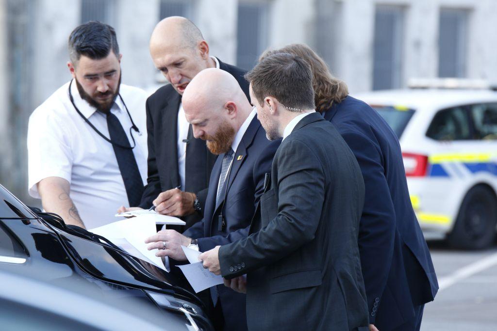 Slovenska policija je opravila še eno izmed izjemno zahtevnih varovanj in tako domači in mednarodni skupnosti znova dokazala svojo visoko profesionalnost.  https://t.co/ul1OsY6JSz https://t.co/VsjJa6dgna