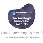 Image for the Tweet beginning: VEROS Fundraising Platform OU 🏆Best Charity