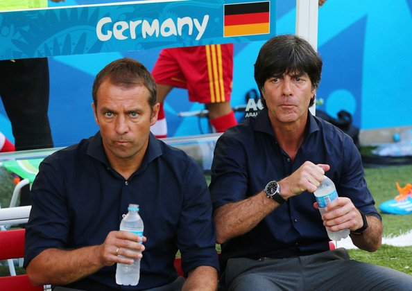 "Euan McTear on Twitter: ""A reminder that Bayern coach Hansi Flick was the  Germany assistant for the 7-1 Brazil game.… """