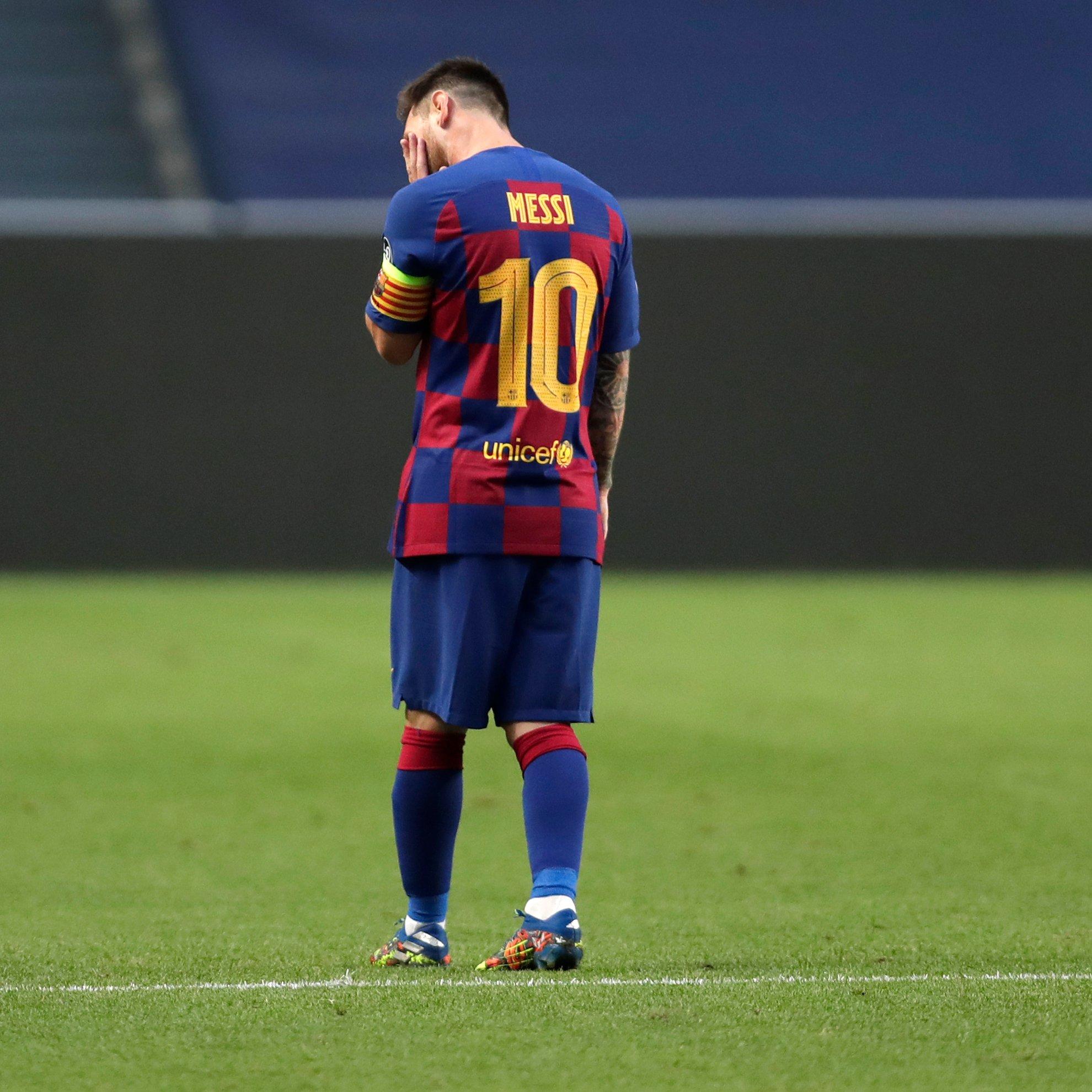 Bayern Munich eliminó al F.C Barcelona de Messi de la Champions