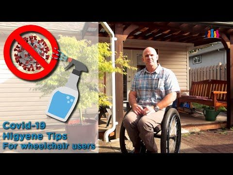 🦠🧼♿Are you a #Wheelchair user? Stay safe with these great hygiene tips from our CFO Dave Calver! #Coronavirus #Covid19 #Hygiene  https://t.co/5zrs9WzXwd https://t.co/86CwHNnC5E